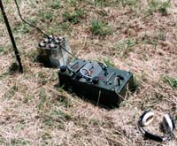 Eureka guidage avions vers point largage