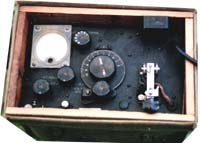 Transceiver part of Famous SOE B2 valise